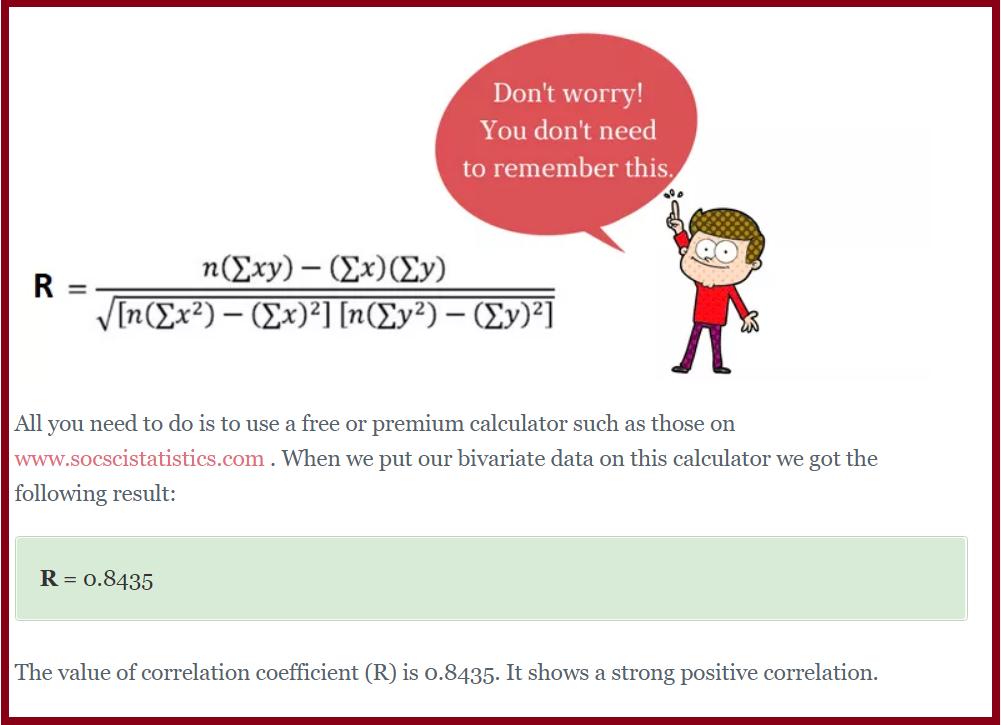 bivariate data examples featured image