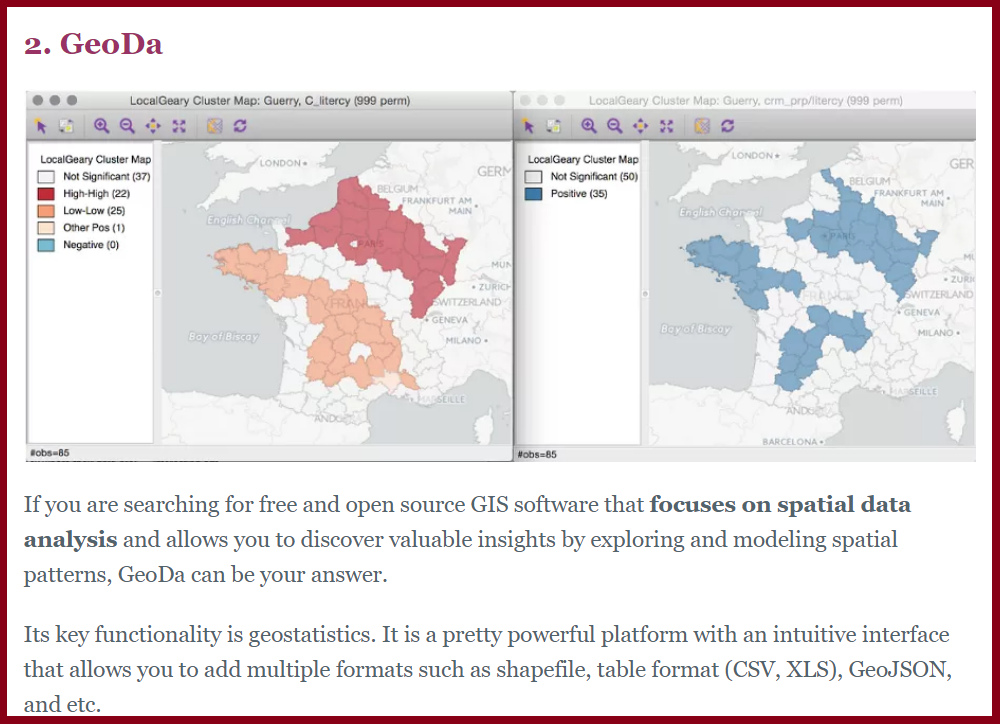 open source mapping software featured image