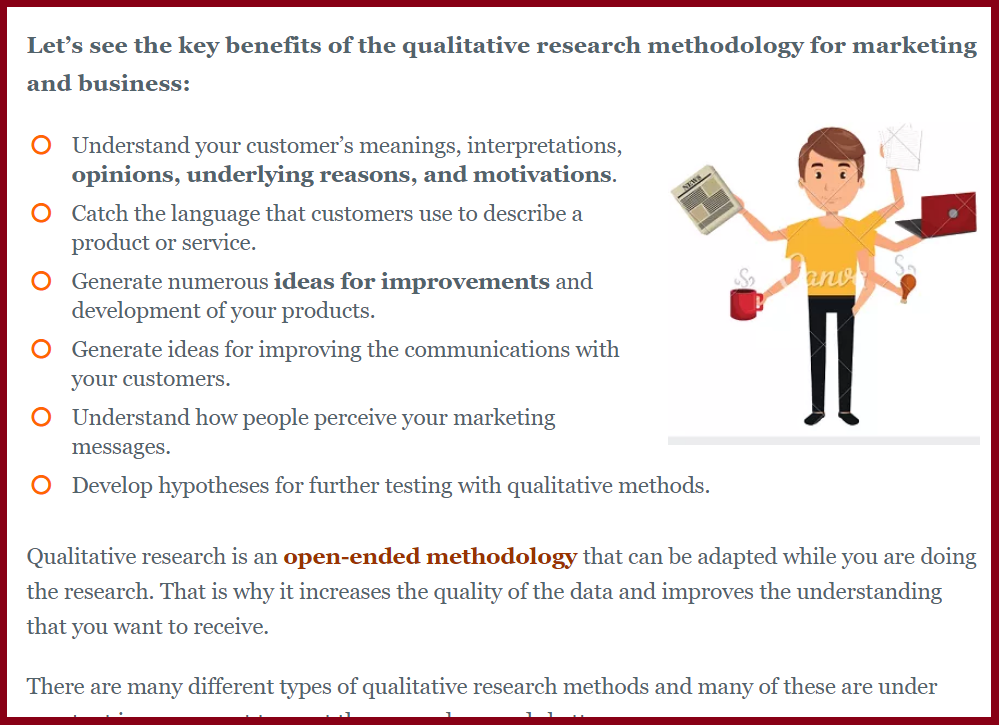qualitative research methods featured image